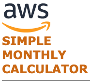 "AWS ""Simple Monthly Calculator"""