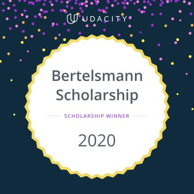 Bertelsmann-Scholarship 2020 (Badge)