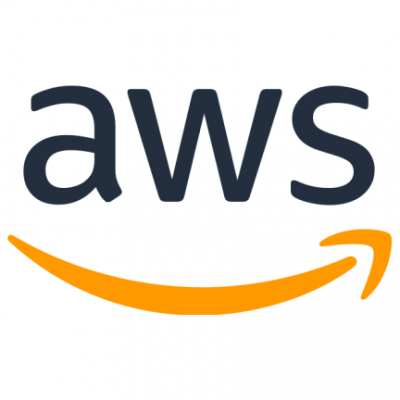 aws logo (amazon web services)